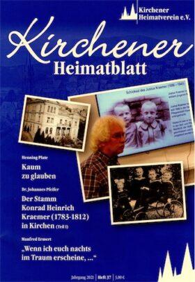 Kirchener Heimatblatt Nr. 37